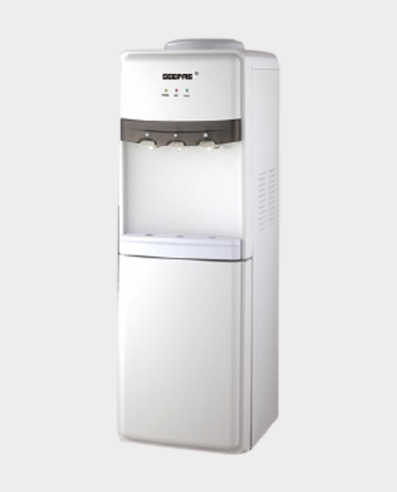 Geepas GWD8365 Hot and Cold Water Dispenser with Cabinet in Qatar