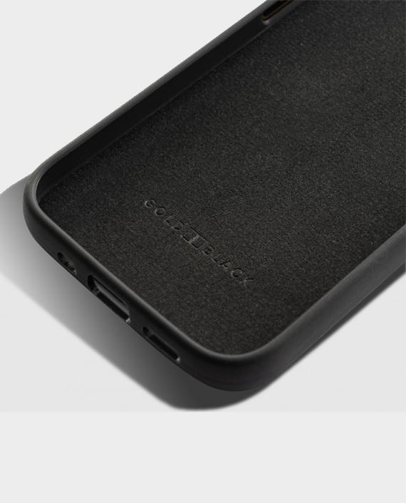 Gold Black iPhone 12 Mini Slim Case