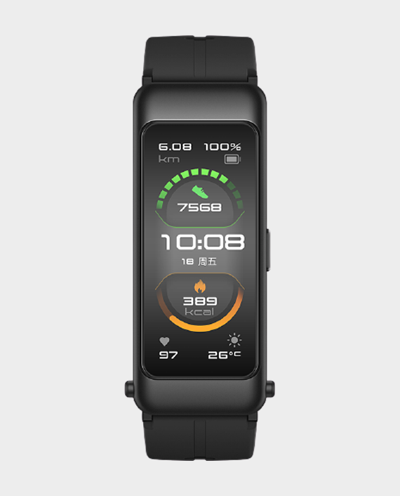 Huawei Talkband B6 Graphite Black in Qatar