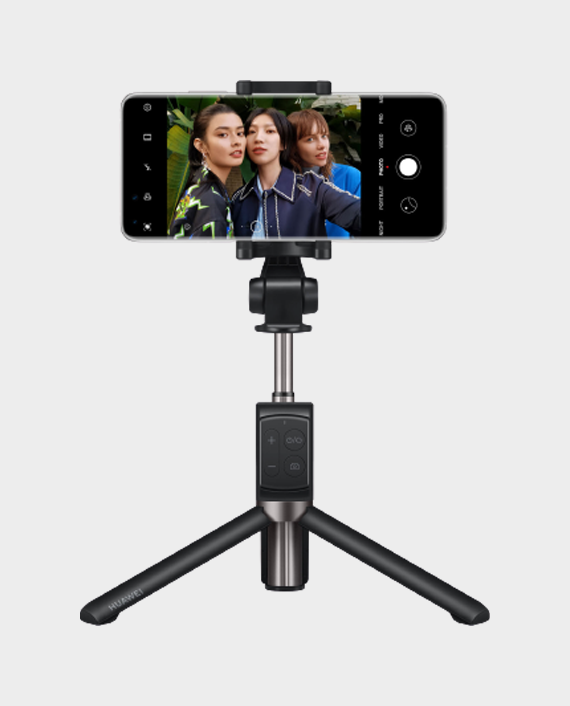 Huawei Tripod Selfie Stick Wireless Version Black in Qatar