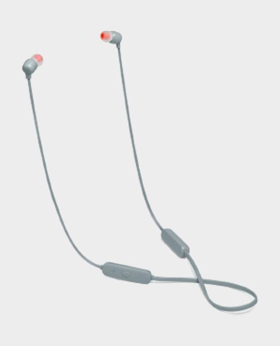 JBL Tune 115BT Wireless Earphone Gray in Qatar