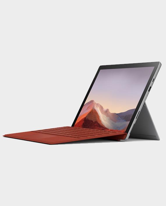 Microsoft Surface Pro 7 10th Gen / PVQ-00006 / Intel Core i5 / 8GB Ram / 128GB SSD / 12.3 Inch Platinum in Qatar