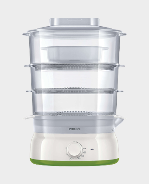 Philips HD9125/00/01 Daily Collection Steamer in Qatar