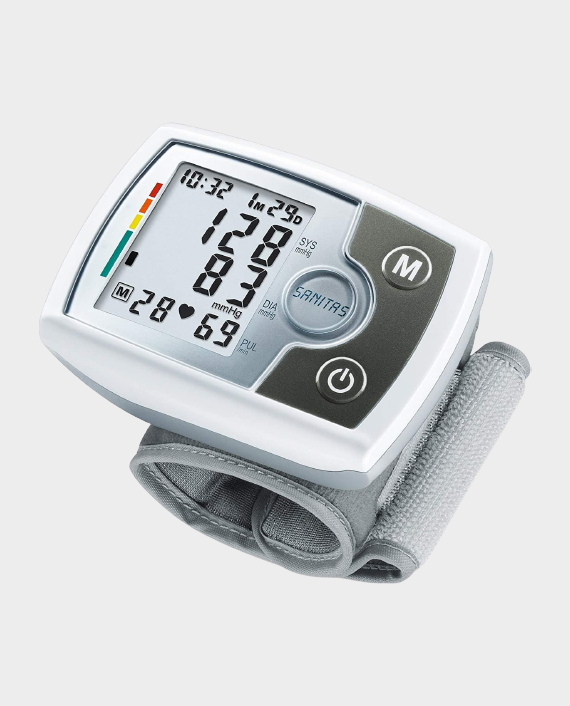 Sanitas SBM 03 Blood Pressure Monitor in Qatar