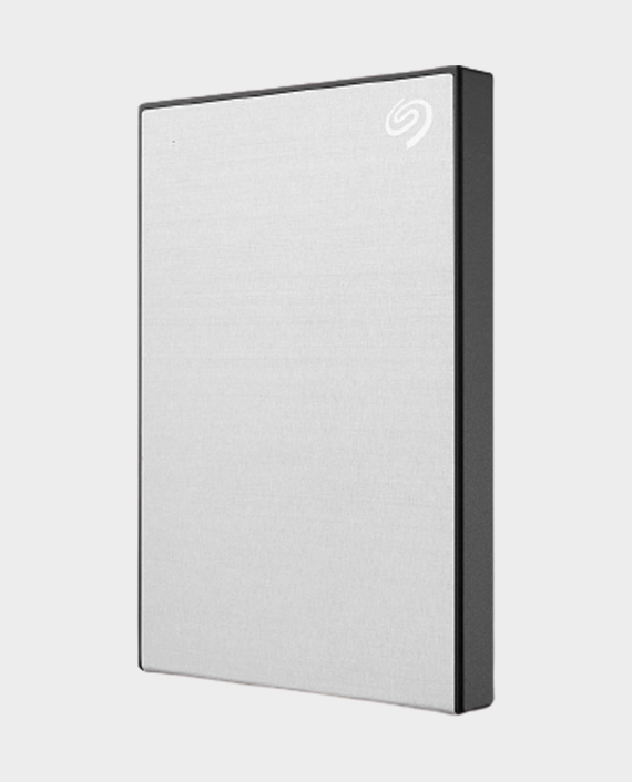 Seagate 1TB One Touch Portable Hard Drive Silver in Qatar