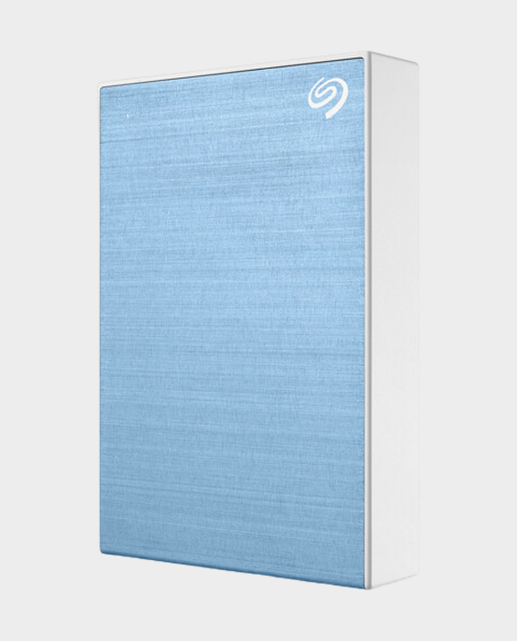 Seagate 4TB One Touch Portable Hard Drive Blue in Qatar