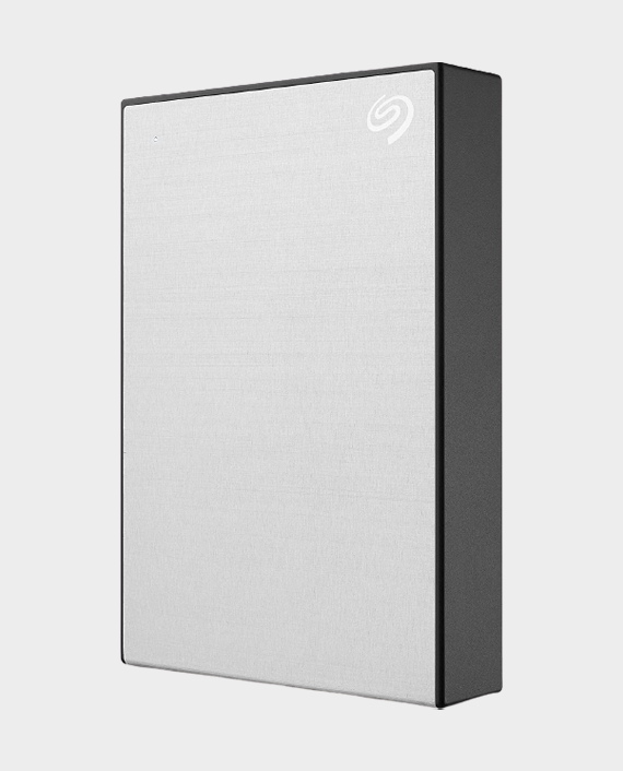 Seagate 4TB One Touch Portable Hard Drive Silver in Qatar