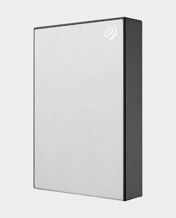 Seagate 5TB One Touch Portable Hard Drive Silver in Qatar