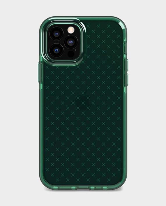 Tech21 iPhone 12 / 12 Pro Evo Check Midnight Green in Qatar