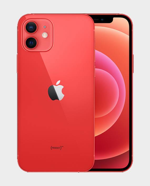 Apple iPhone 12 4GB 256GB Red in Qatar