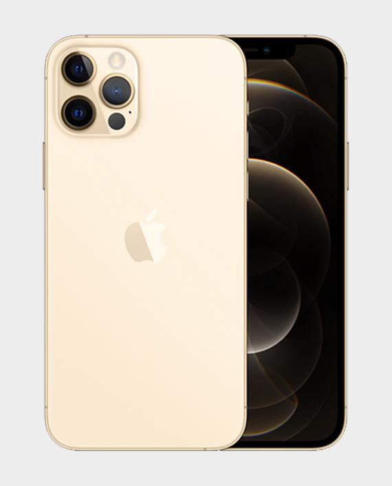 Apple iPhone 12 Pro Max 256GB Gold in Qatar
