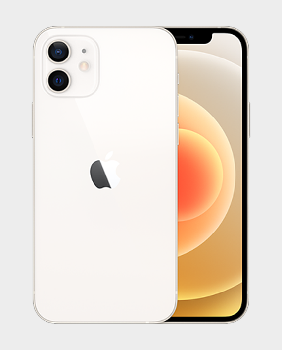 Apple iPhone 12 4GB 128GB White in Qatar