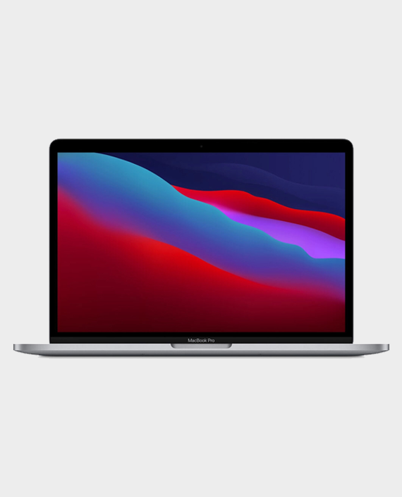 Apple MacBook Pro 13 inch 2020 MYDA2 / Apple M1 Chip / 8GB Ram / 256GB SSD Silver in Qatar