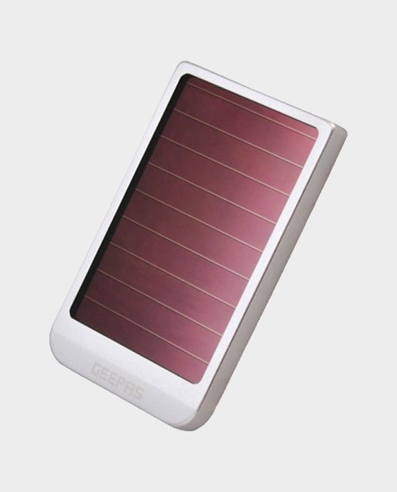 Geepas GSC1752 Solar Charger in Qatar