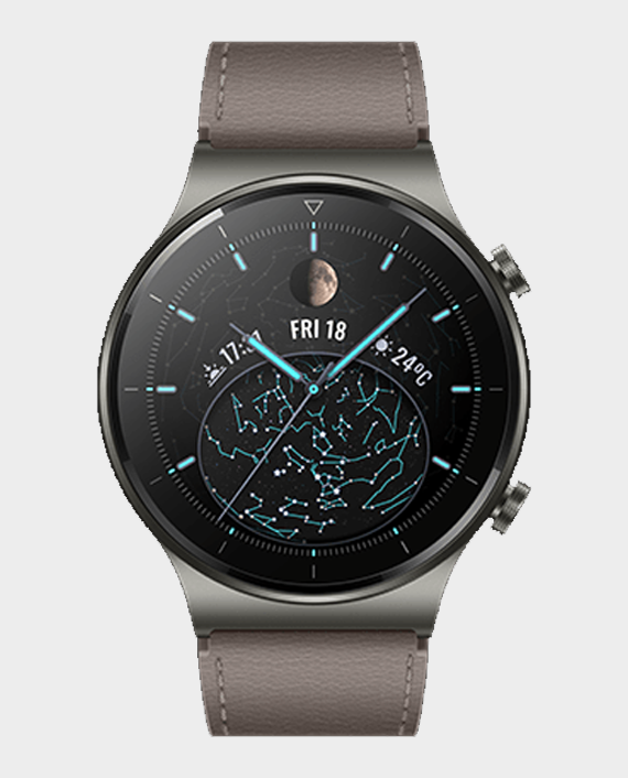 Huawei Watch GT 2 Pro Classic Nebula Gray in Qatar