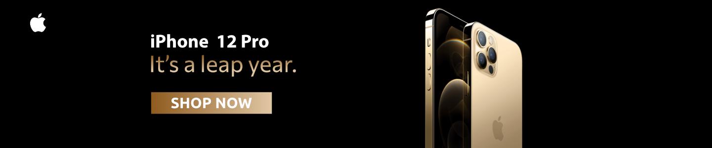 Apple iPhone 12 Pro in Qatar