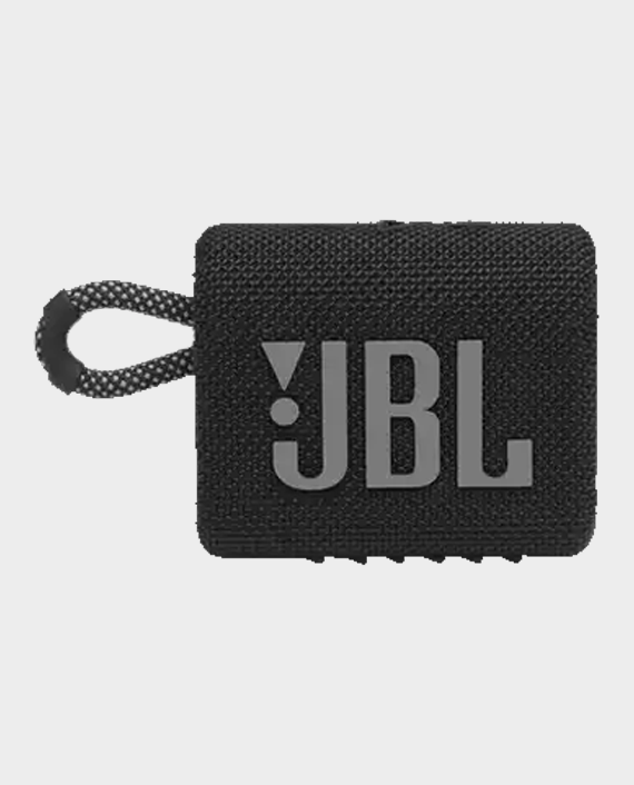 JBL Go 3 Portable Wireless Speaker in Qatar