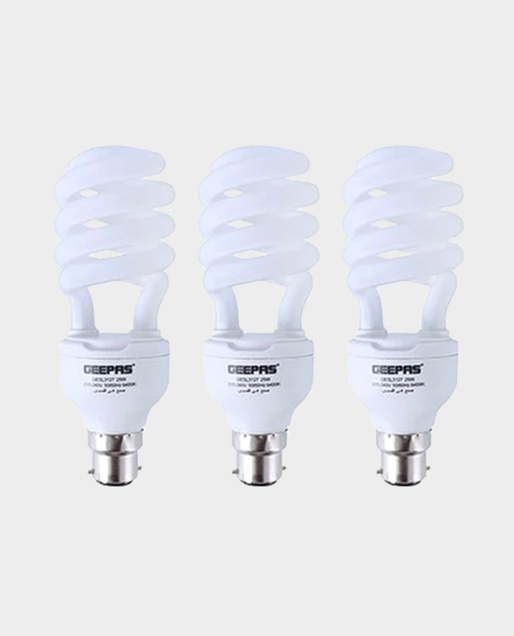 Geepas GESL3127 20 watt Combo Energy Saving Light in Qatar