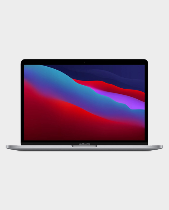 Apple MacBook Pro 13 Inch 2020 MYDC2 / Apple M1 Chip / 8GB Ram / 512GB SSD Silver in Qatar