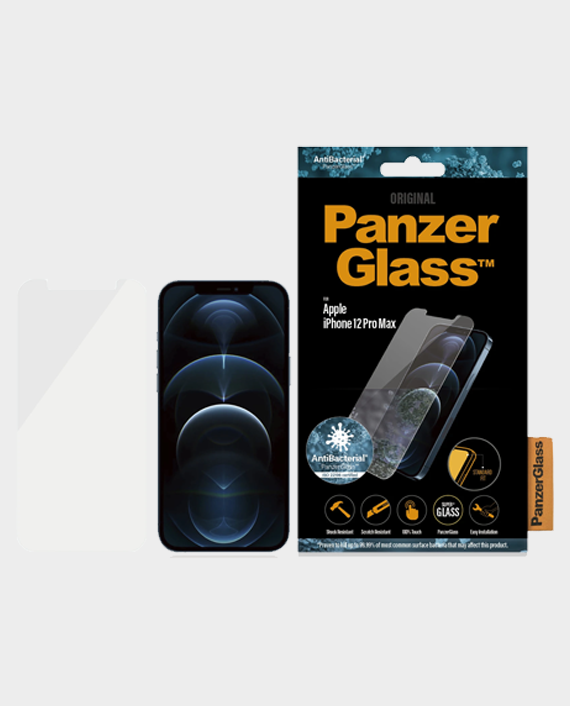 Panzer Glass For Apple iPhone 12 Pro Max 6.7''