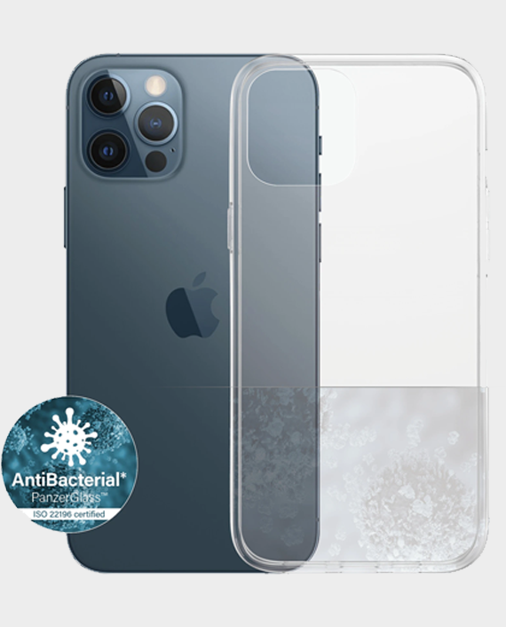 PanzerGlass Apple iPhone 12 Pro Max Clear Case in Qatar