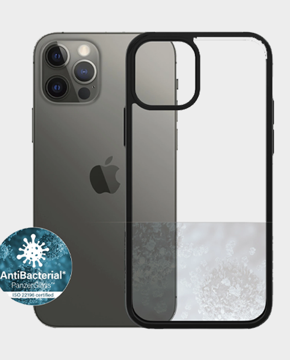 PanzerGlass Apple iPhone 12/12 Pro Clear Case in Qatar