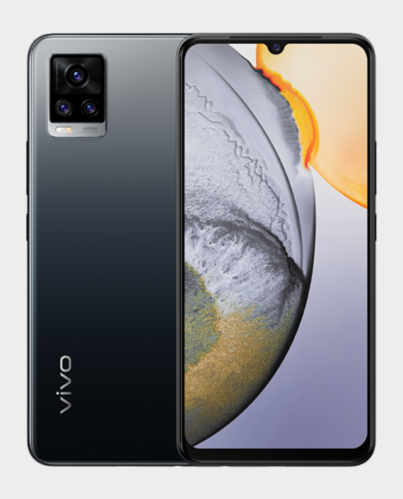 Vivo V20 8GB 128GB Midnight Jazz in Qatar
