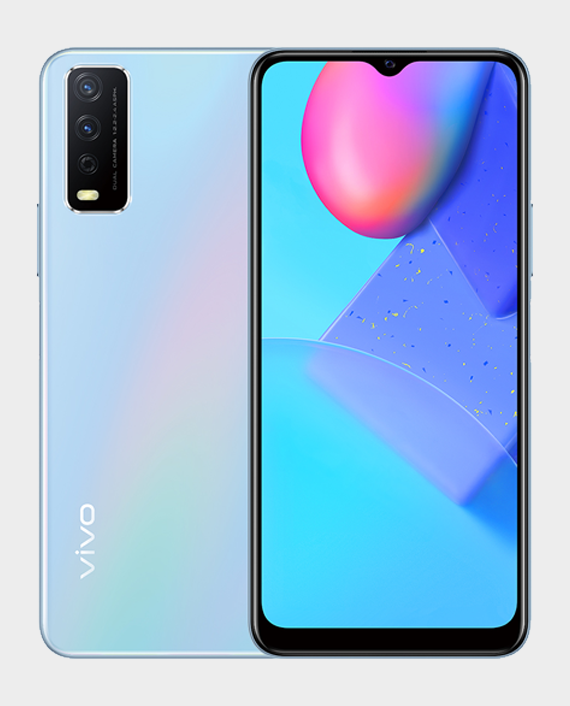 Vivo Y12S 3GB 32GB Glacier Blue in Qatar