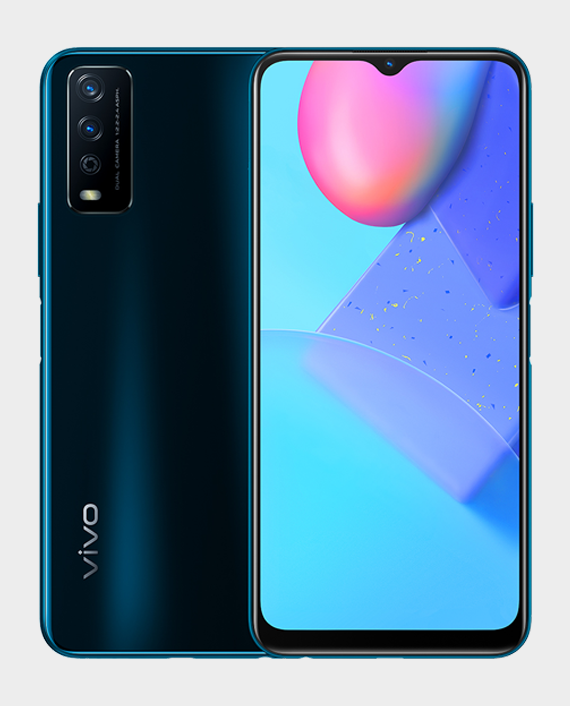 Vivo Y12S 3GB 32GB Phantom Black in Qatar