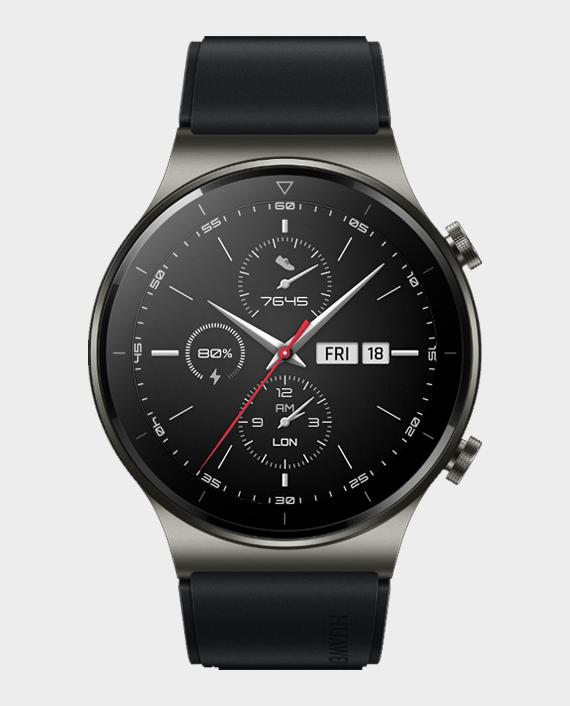 Huawei Watch GT 2 Pro Sport Night Black in Qatar