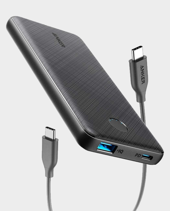 Anker PowerCore Slim 10000 PD Black