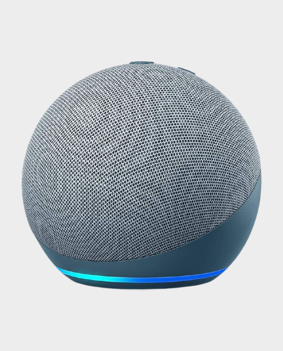 Amazon Echo Dot 4th Generation Twilight Blue in Qatar