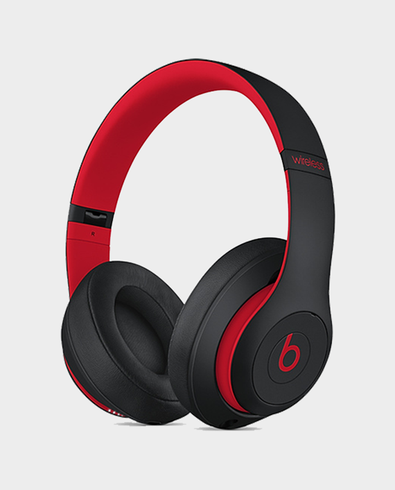 Beats Studio 3 Wireless Headphone Black and Red in Qatar