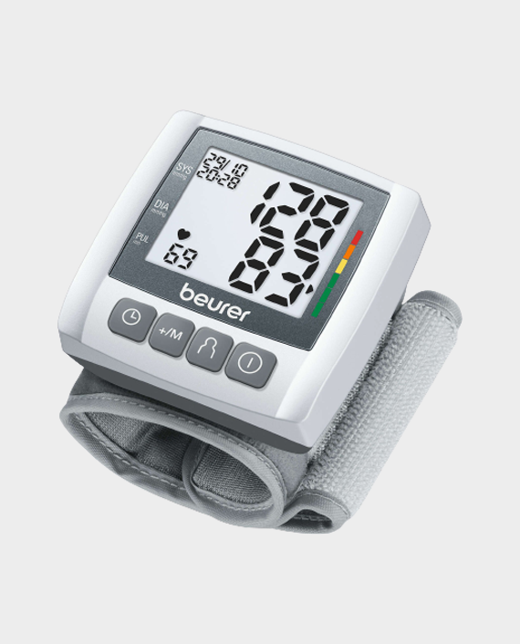 Beurer BC 30 Wrist Blood Pressure Monitor in Qatar