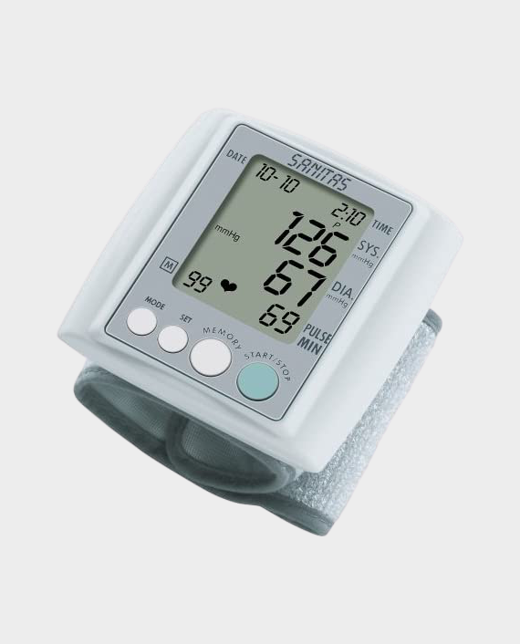Beurer SBM 06 Wrist Blood Pressure Monitor in Qatar