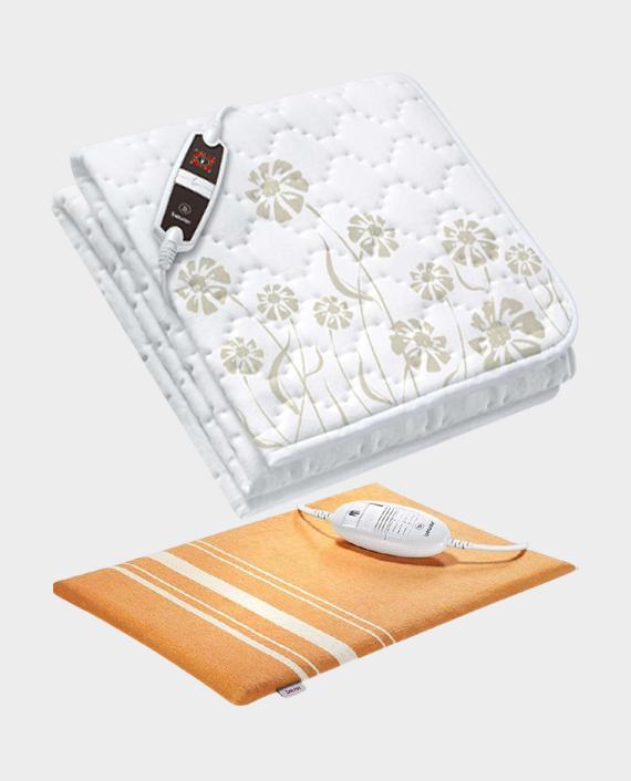 Beurer UB 60 Heated Under Blanket + HK 35 Heating Pad Kit in Qatar