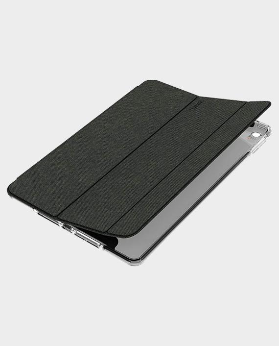 Gear4 Brompton iPad 10.2 7th Gen Folio Case Smoke in Qatar
