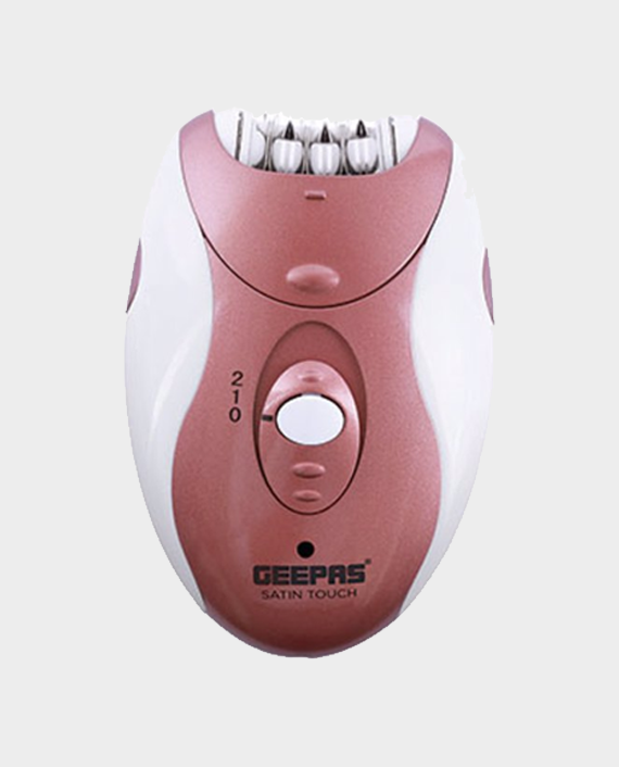 Geepas GLE86014 Satin Touch Epilator Beige in Qatar