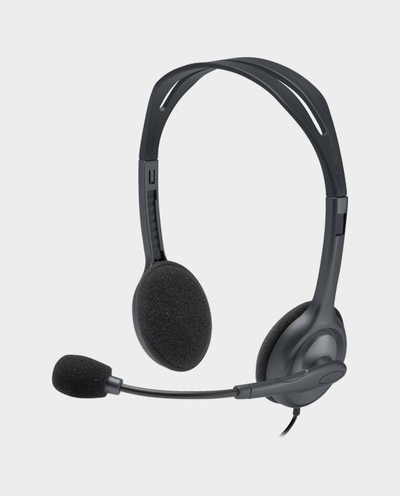 Logitec H111 Stereo Headset in Qatar