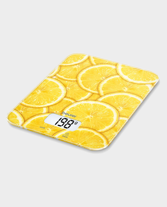 Beurer KS 19 Lemon Kitchen Scale in Qatar
