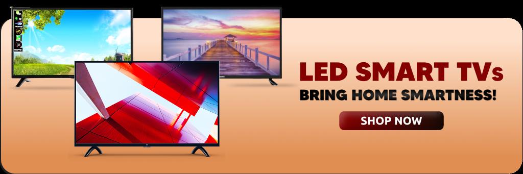 Led Smart TVs in Qatar
