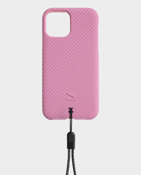 Lander iPhone 12 Mini Vise Series Protection Case Lanyard, Blush