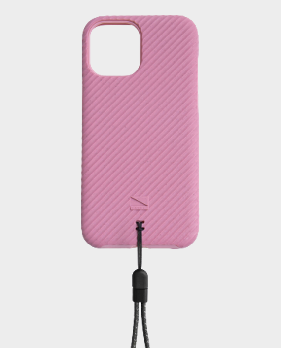 Lander iPhone 12 Pro Max Vise Series Protection Case Lanyard/Blush in Qatar