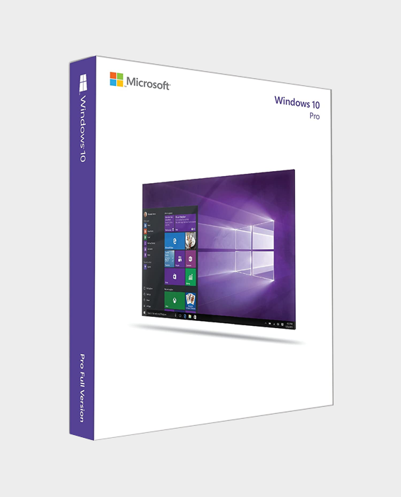 Microsoft Windows 10 Pro 64 bit Operating System in Qatar