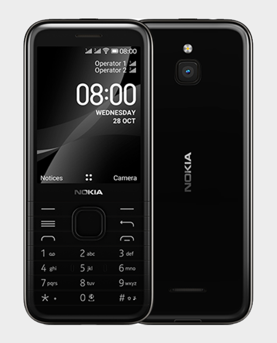 Nokia 8000 Price in Qatar and Doha