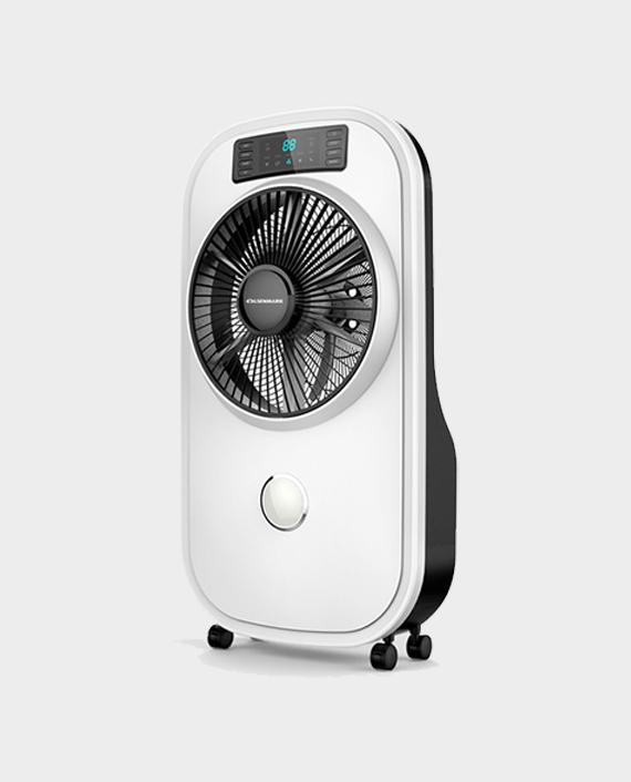 Olsenmark OMF1762 Rechargeable Emergency Fragrance Mist Fan in Qatar