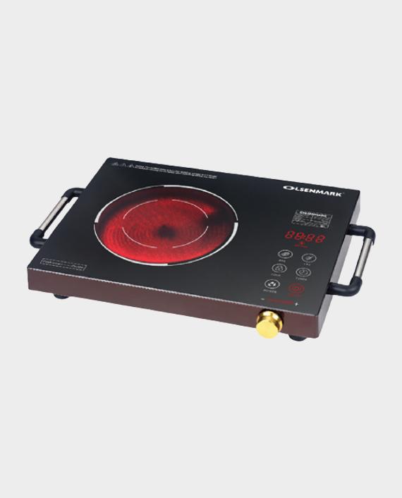 Olsenmark OMIC2279 2200W Infrared Ceramic Cooker in Qatar