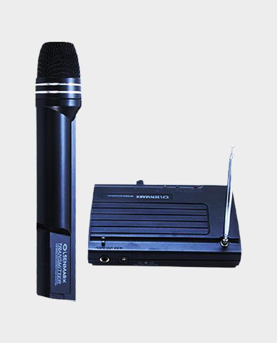 Olsenmark OMMP1240 Wireless Microphone Receiver System in Qatar