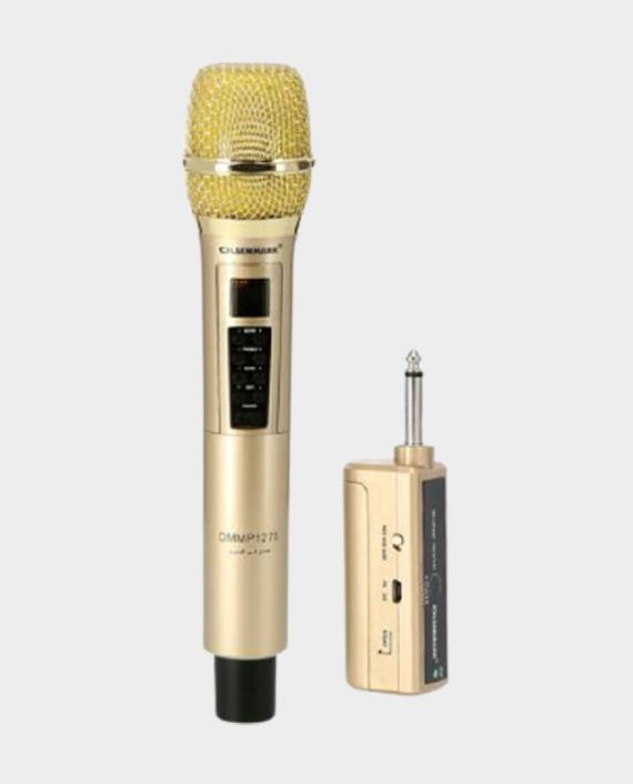 Olsenmark OMMP1275 Professional Dynamic Wireless Microphone in Qatar