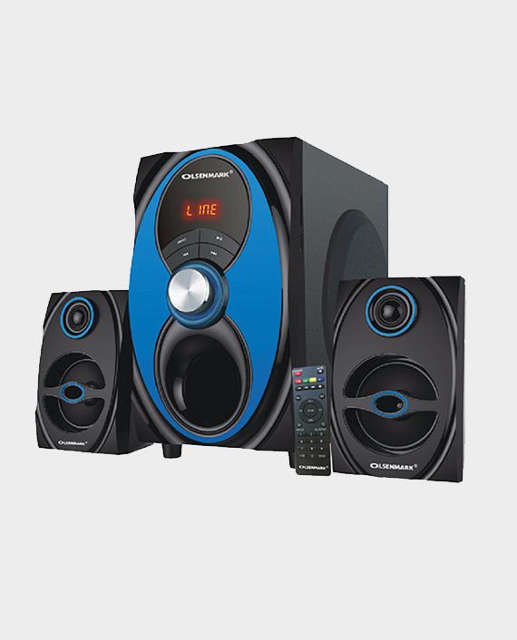 Olsenmark OMMS1186 2.1 Multimedia Speaker in Qatar